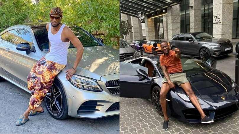 BBNaija star Omashola reveals why he enjoys living fake life