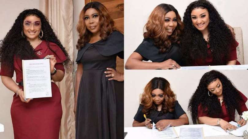 Days after dumping her partner, Ultimate Love co-winner, Rosie signs multimillion naira deal