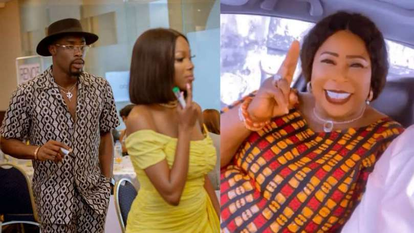 'Thank you for giving me the most special man' – BBNaija's Vee tells Neo's mom on her birthday