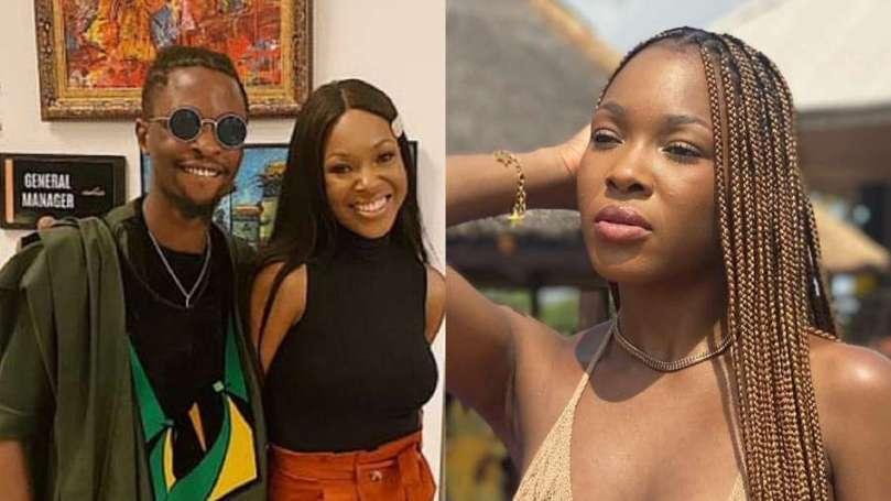 BBNaija Laycon's fans claim they helped Vee garner 1 million Instagram followers, she reacts