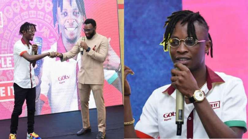 BBNaija 2020 winner Laycon unveiled as GOtv brand ambassador