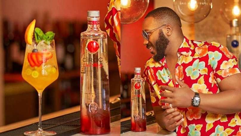 Meet new Ciroc Nigeria brand ambassador, BBNaija's Kiddwaya