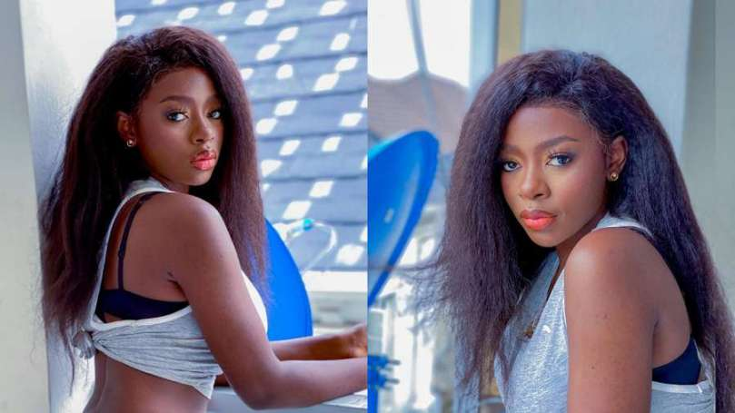 BBNaija star Diane gives a male fan conditions on how she can be his girlfriend