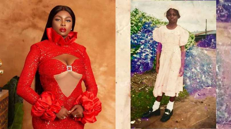 Internet stands still to glance at BBNaija's Ka3na chucklesome throwback photo