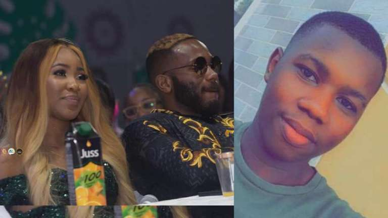 'I will never wash my hands again' – Sierra Leonean fan said after meeting BBNaija's Erica and Kiddwaya