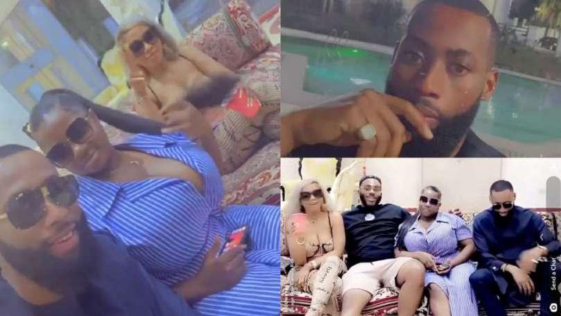 BBNaija's Mercy, Dorathy, Tochi visit Kiddwaya dad's mansion in Abuja (video)
