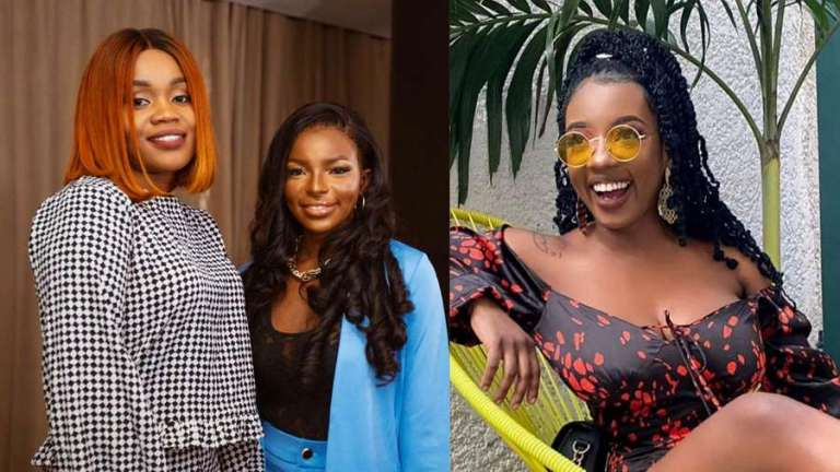 BBNaija star Wathoni hosts Ebuka's wife Cynthia and Avala in her Baby Talk Show Episode 1 and 2