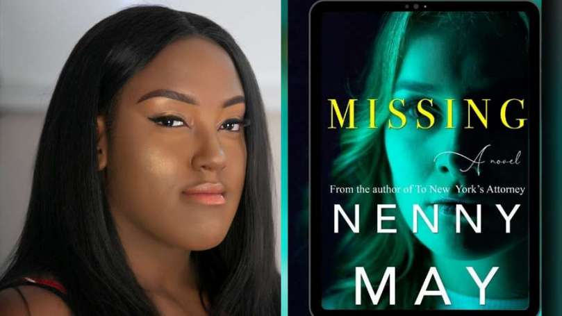 Nail-biting thriller, 'Missing' – A must read novel by 18-year-old Nigerian, Nenny May