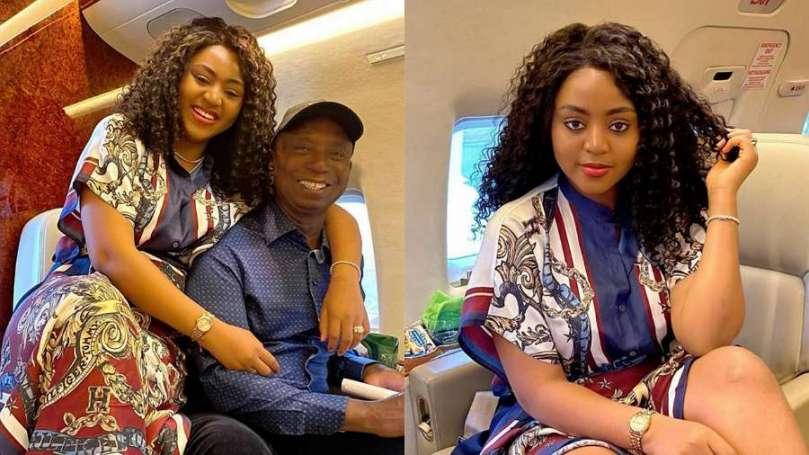 Ned Nwoko reveals how he met Regina Daniels, and why he married her immediately (video)