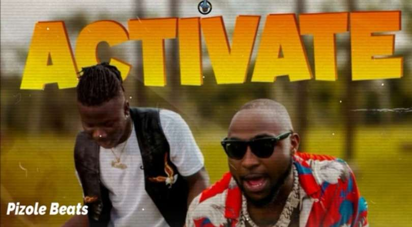 Download Instrumental Stonebwoy x Davido – Activate (Reprod. By Pizole Beats)