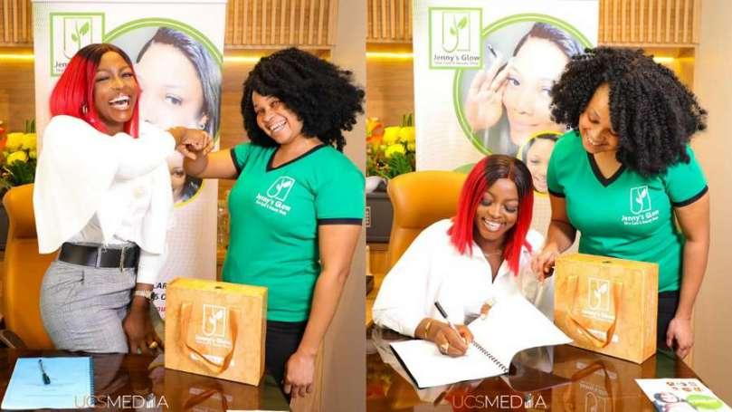Boss lady BBNaija's Ka3na secures her first ever endorsement