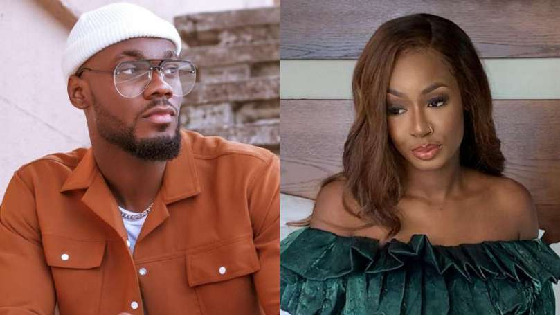 BBNaija's Tolanibaj reacts to MC's tribal statement at Prince's homecoming (video)