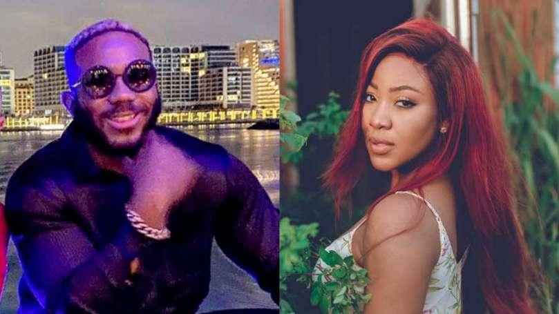BBNaija's Kiddwaya replies Erica after she complained missing her husband