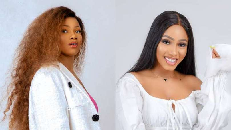 BBNaija's Tacha and Mercy Eke come at each other as they declare war