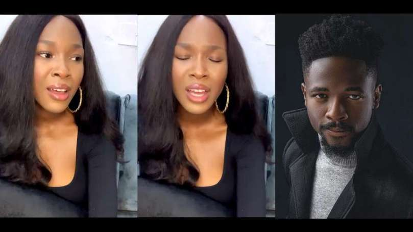 Singer Johnny Drille gushes over BBNaija's Vee after hearing her sweet voice