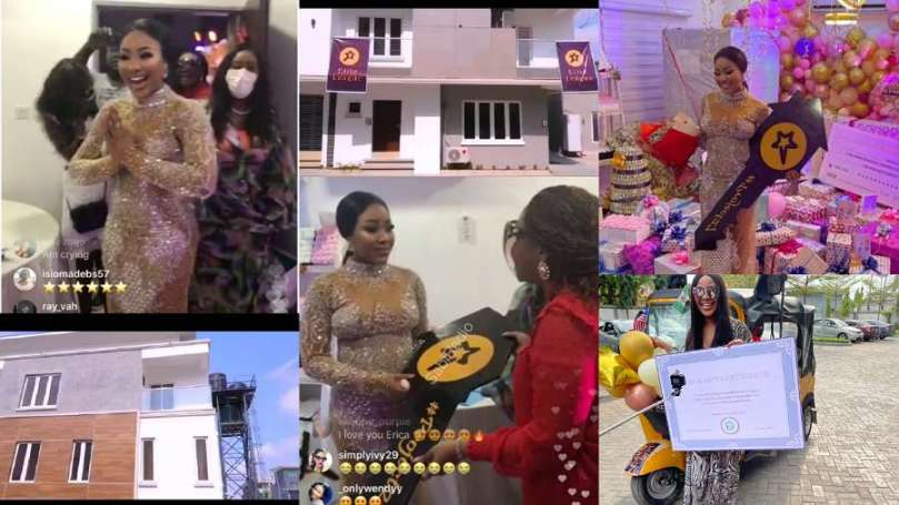Erica's 27th birthday gifts – Why Elites remain smartest BBNaija fanbase