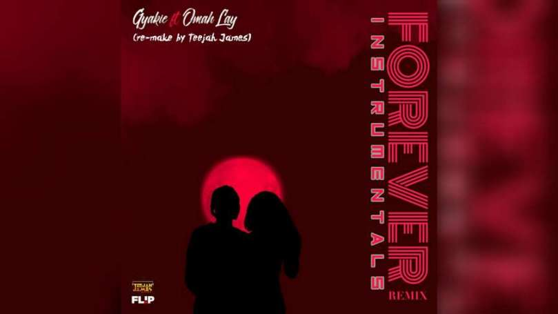 Download Instrumental Gyakie ft Omah Lay – Forever Remix – (Reprod by Teejah James)