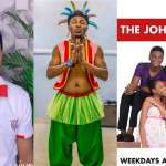 Actor Sam Ajibola aka Spiff announces dropping as character in The Johnsons TV series, here's why