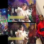 Wizkid's mom thrills audience with dance-steps at her grandson Boluwatife's 10th birthday party (video)