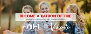 Valiente is thrilled to be joining Girl Shaped Flames as their official Partner of Patrons of Fire.