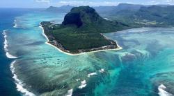 Mauritius: Il Mistero dell'Incredibile Cascata Sottomarina