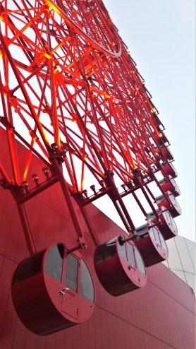 Ferris Wheel on top of Hep Five