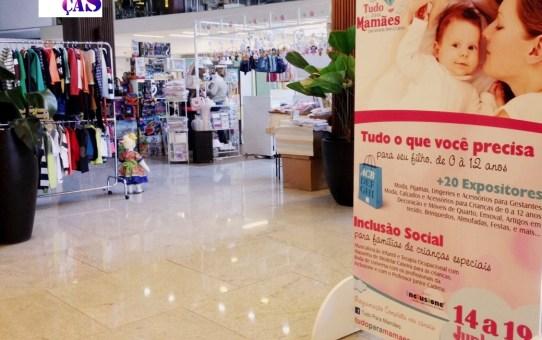 Expo Tudo Para Mamães -  Atividades e Palestras