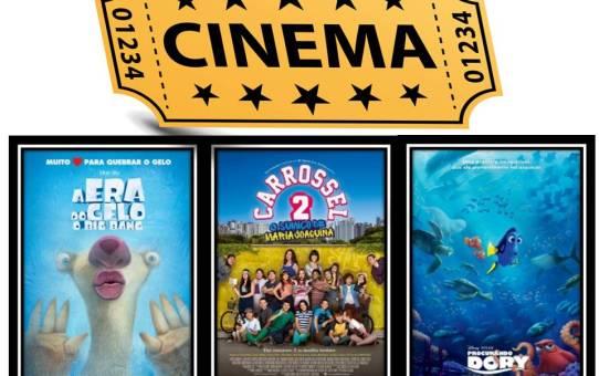 CINEMA 7 a 13 Julho
