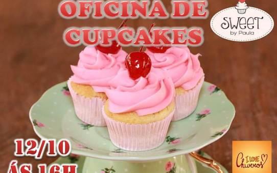 Oficina de Cupcake I Love Churros - 12/10