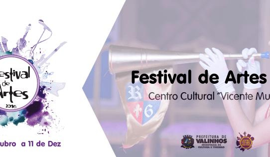 Festival de Artes Centro Cultural 'Vicente Musselli'