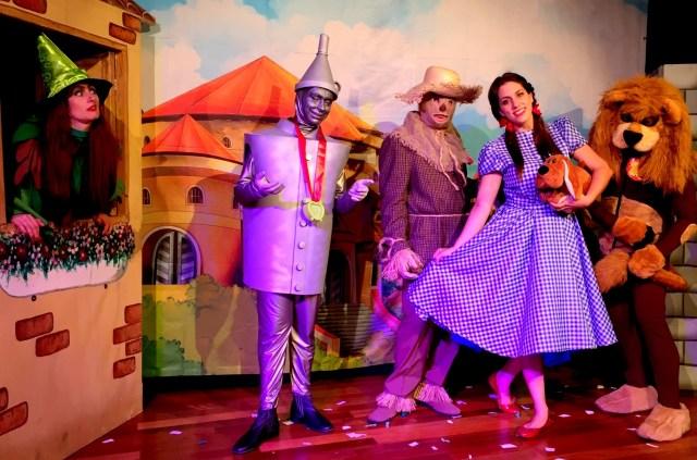 O Mágico de Oz - Arte & Manhas 3