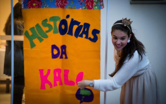 Shopping Valinhos encerra programação de férias com teatro, contação de história e perna de pau