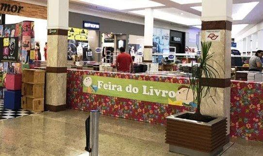 Feira do Livro começou ontem no Campinas Shopping com mais de 2 mil títulos
