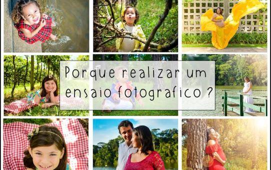 QUAL A IMPORTANCIA DE UM ENSAIO  FOTOGRÁFICO?