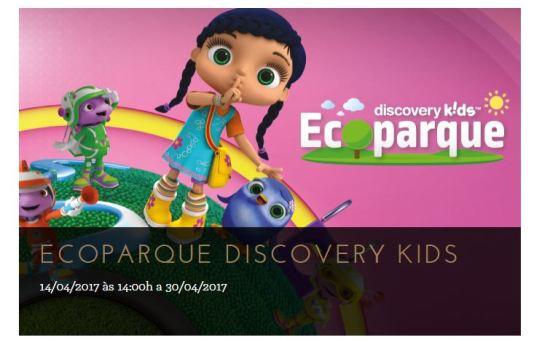 Ecoparque Discovery Kids no Shopping Iguatemi  - Evento Gratuito