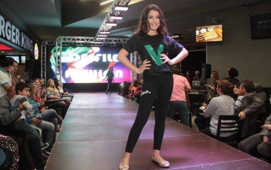 Shopping Prado Boulevard recebe desfile de moda infantojuvenil