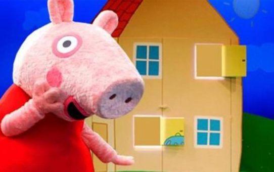 """Espetáculo """"A família PIG pra brincar e cantar"""" é neste Domingo no Teatro de Paulínia"""