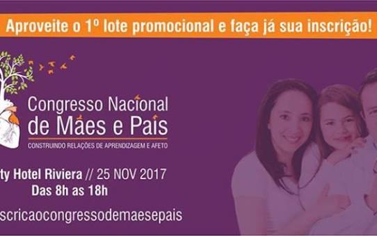 Primeiro Congresso Nacional de Mães e Pais