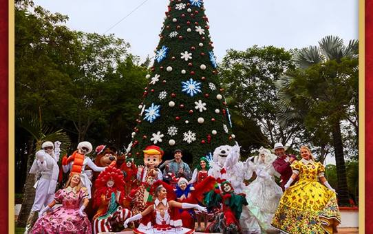 Noeland: O mundo mágico do Papai Noel em Holambra