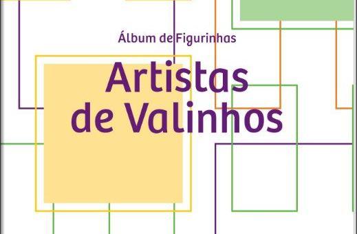 Álbum de figurinhas: Artistas de Valinhos