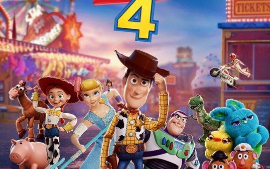Sessão Azul – filme Toy Story 4