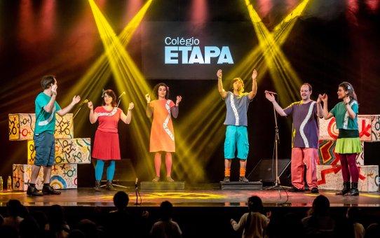 Grupo musical Barbatuques se apresenta no Etapa Valinhos   grátis