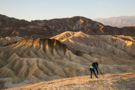 zabriskie point death valley - val in real life