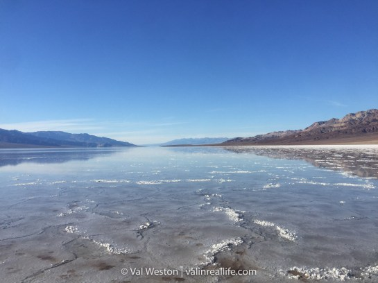 badwater basin - val in real life