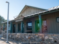 Stovepipe Wells Gift Shop