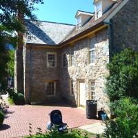 Le quartier de Georgetown à Washington: comment se croire dans le sud-ouest de la France