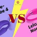 Del duello all'ultima vibrazione (o Lelo Noa e We-Vibe 4 a confronto)