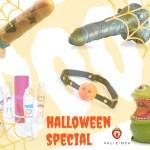 Di Halloween e i sex toys più spaventosi