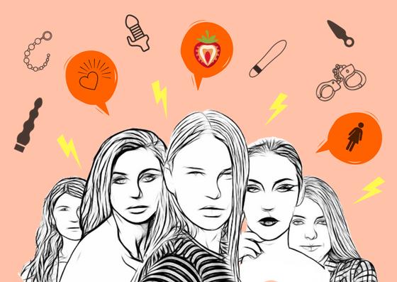 Le donne che hanno cambiato il mondo del sesso