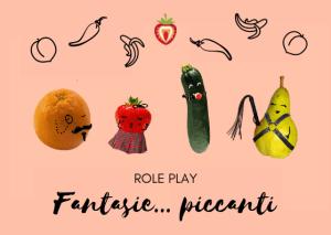 """Role play: viaggio nelle fantasie erotiche e nei giochi """"per adulti"""""""